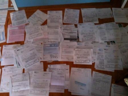 My bills